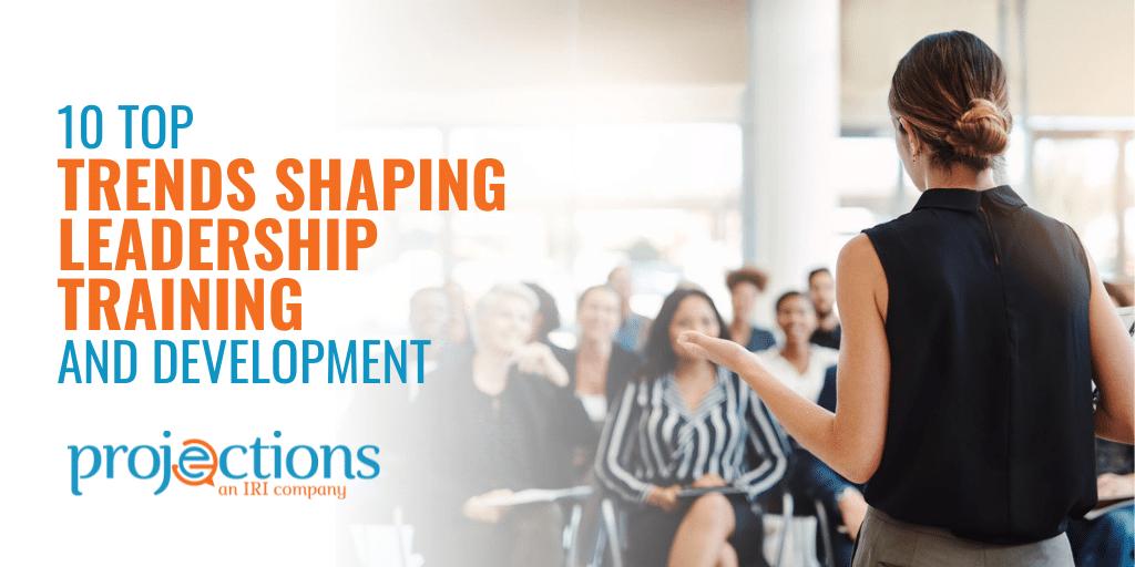 trends shaping leadership training