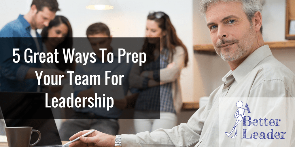 grow new leaders