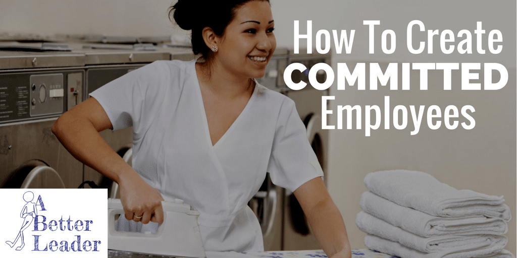 Leadership Employee Commitment