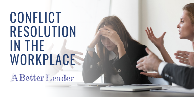 Conflict Resolution Leadership Training Program