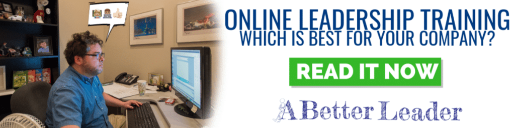 Online Leadership Training from A Better Leader