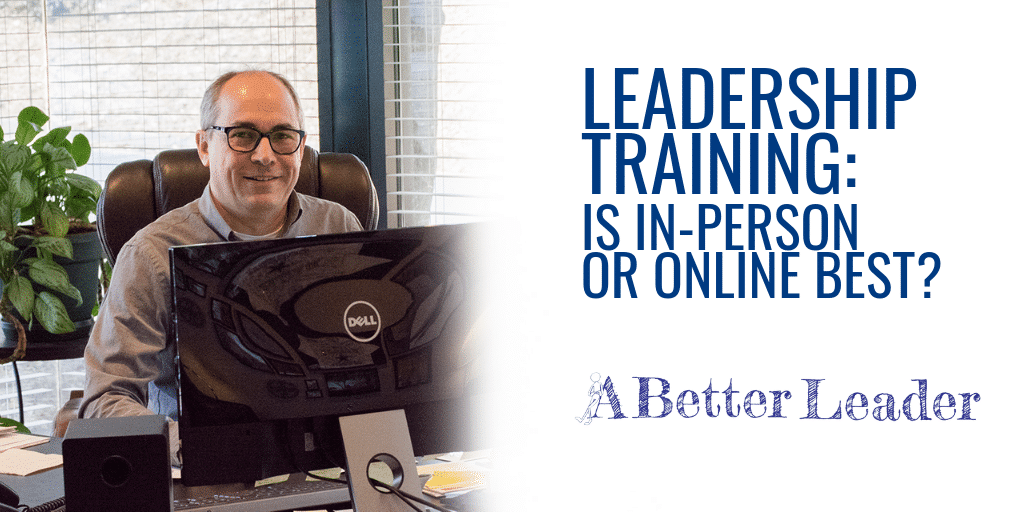 Leadership Training from A Better Leader