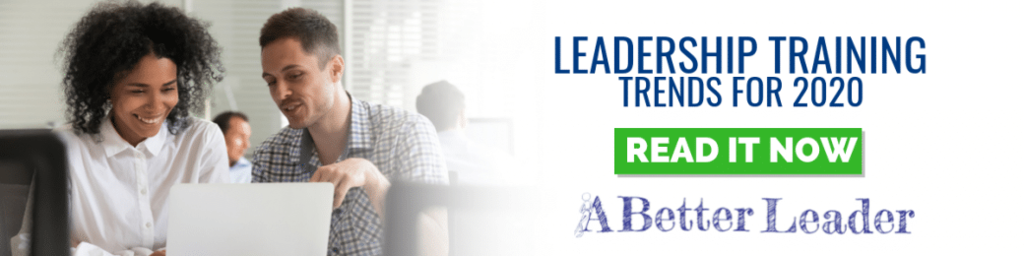 Leadership training trends for 2020 from a better leader