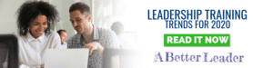 leadership training trends for 2020