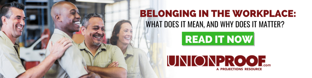 belonging in the workplace: what does it mean, and why does it matter?