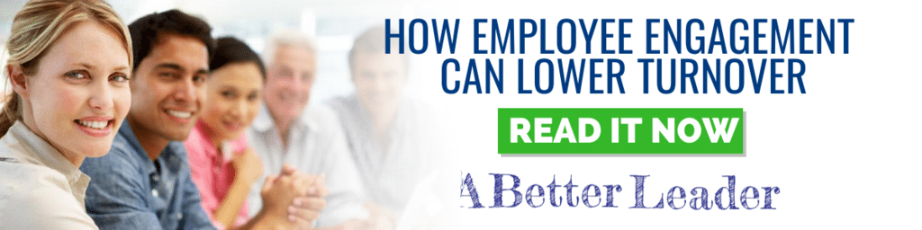 how employee engagement can lower turnover