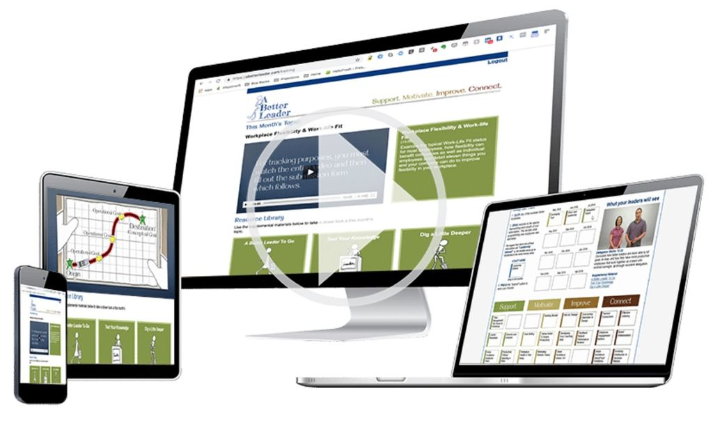 online leadership training programs