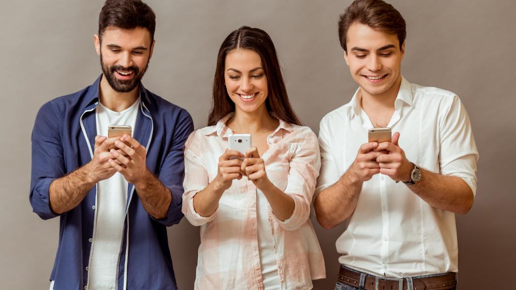 Social Media Leaders at Work