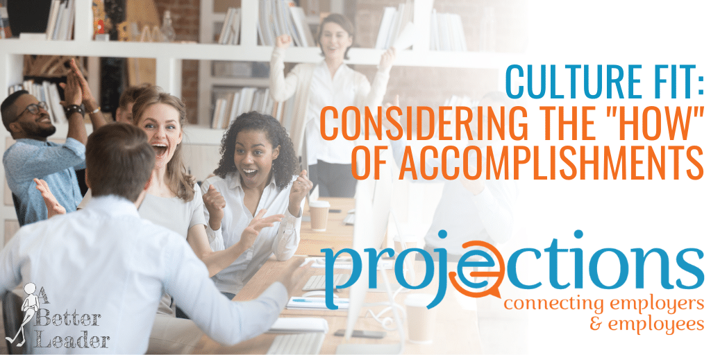 Culture Fit and Employee Accomplishments