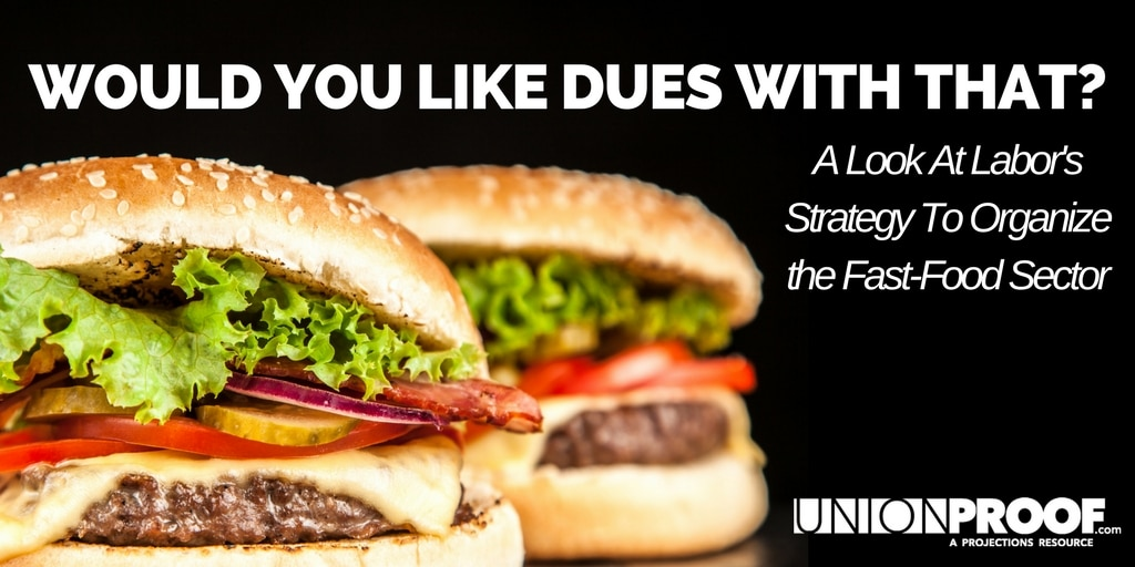 unions in fast food industry