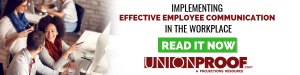 implementing effective employee communication in the workplace