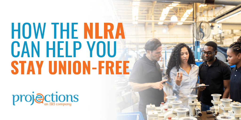 NLRA stay-union free