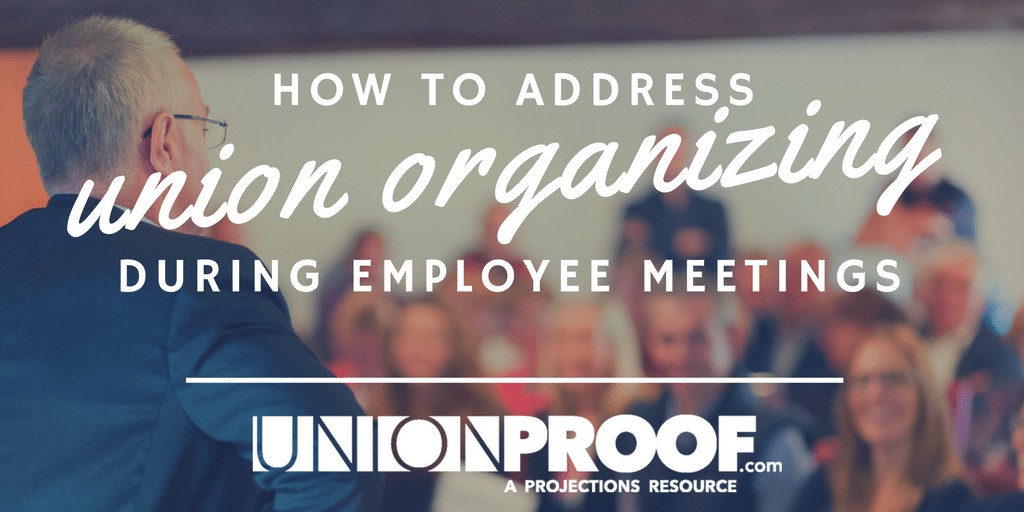 Union Organizing: Stay Union-free
