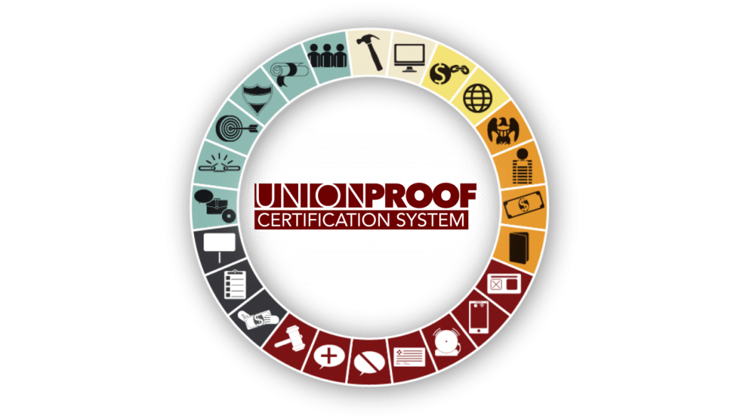 UnionProof Certification 24 Sessions