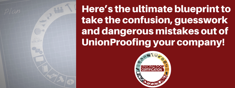 UnionProof Certification Video #3