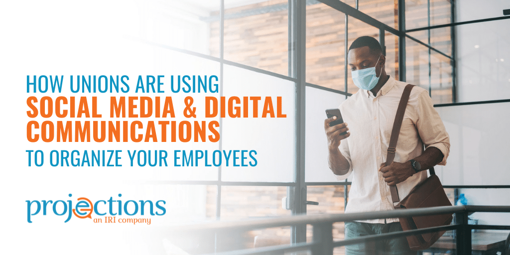 digital communications to organize your employees