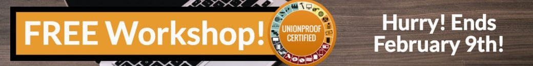 UnionProof Certification Workshop