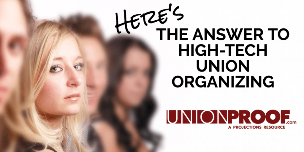 Answer to High Tech Union Organizing