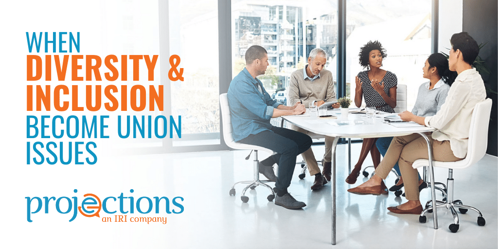diversity and inclusion union issues