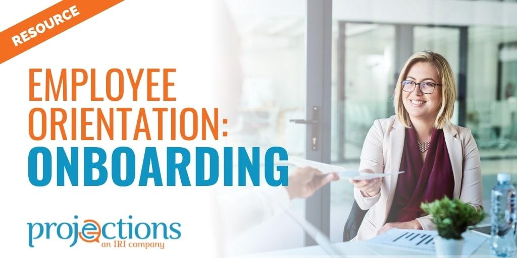 New Employee Orientation Onboarding