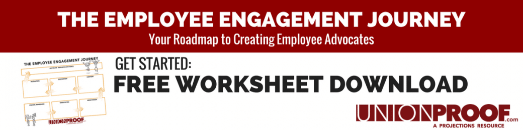 The Employee Engagement Journey from UnionProof