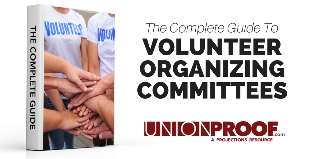 Volunteer Union Organizing Committees