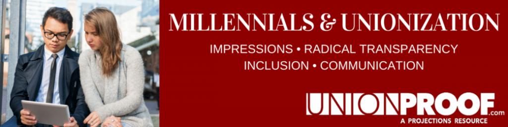 Millennials Unionization