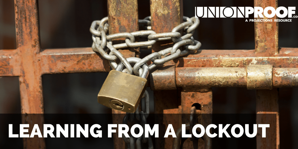 What To Learn From A Union Lockout