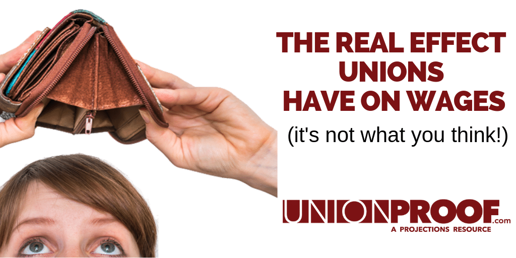 The Real Effect Unions Have on Wages