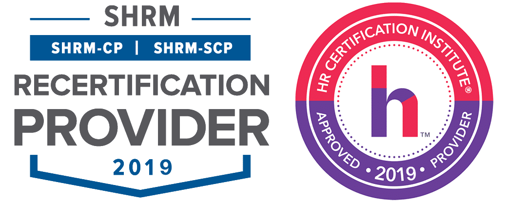 SHRM HRCI Approved