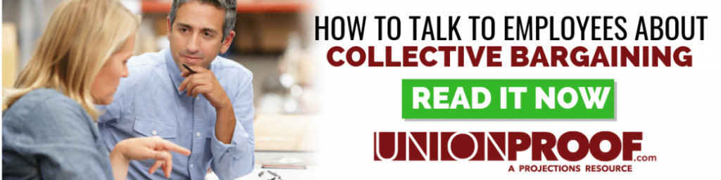 collective bargaining from unionproof