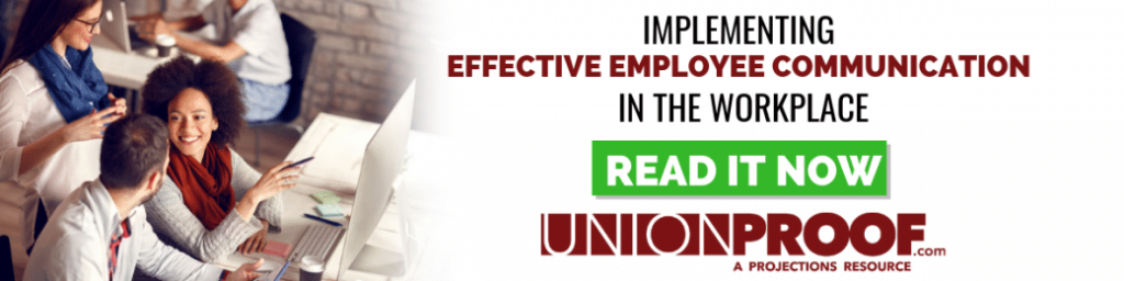 Implementing Effective Employee Communication in the Workplace from Unionproof