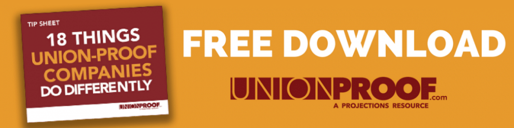18 things union-proof companies do differently free download