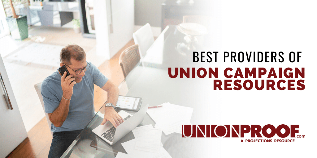 best providers of union campaign resources