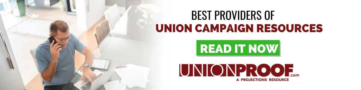 Union campaign consultants