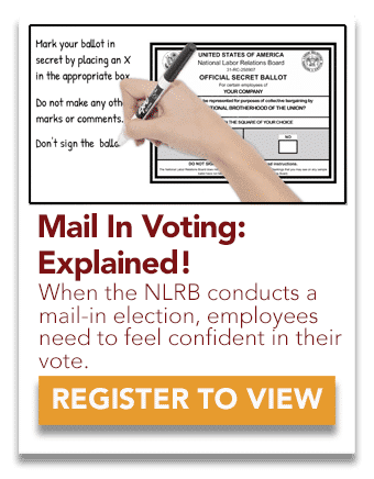 Mail in Voting Register