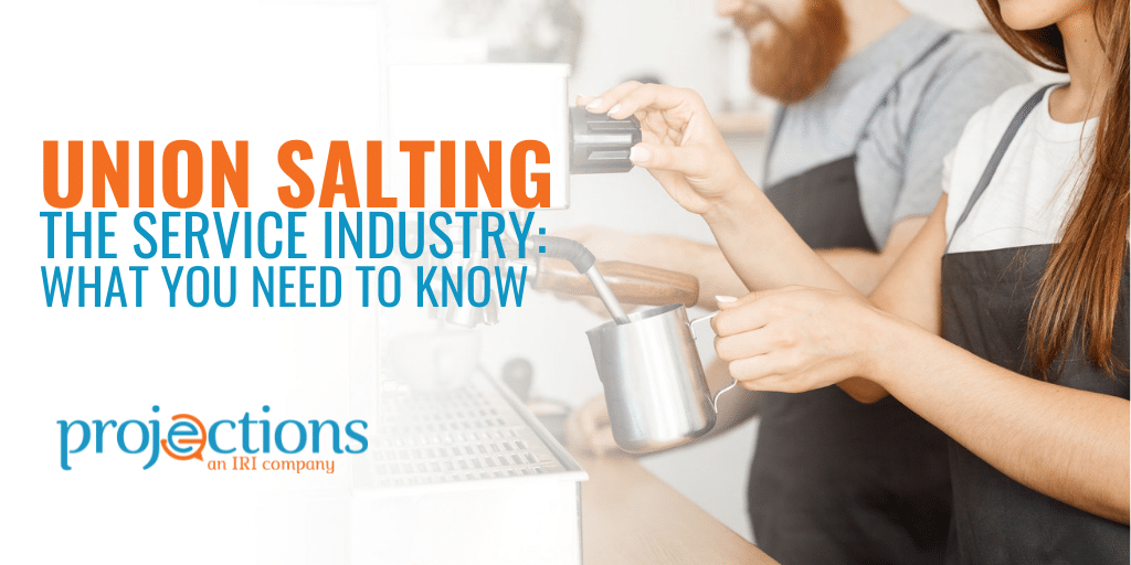 union salting service industry