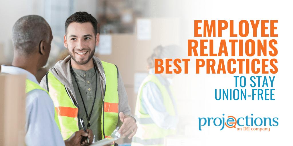 employee relations best practices