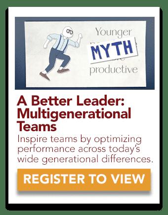 leading multigenerational teams