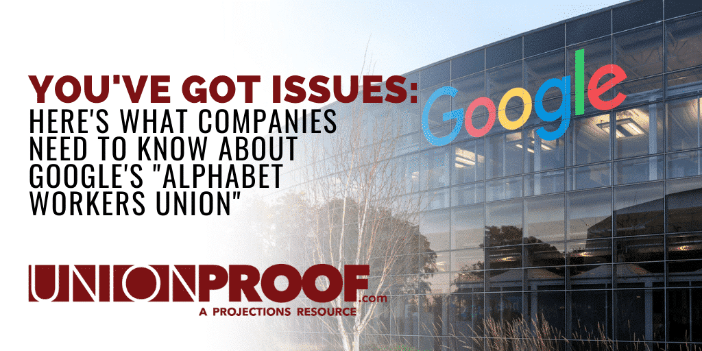 google alphabet workers union