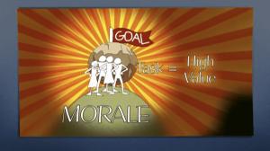 Building Morale