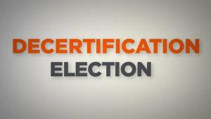 Decertification video
