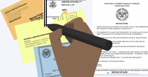 NLRB Mail In Voting Video