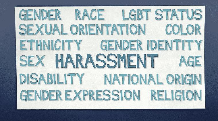 Harassment Prevention Video