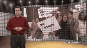 strikes in healthcare video