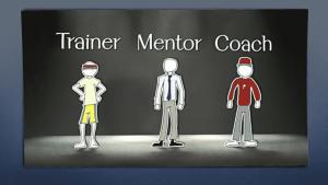 trainer mentor coach
