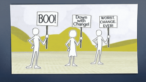 objections to change