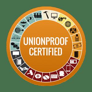 UnionProof Certification