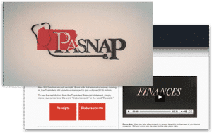 PASNAP video for employees