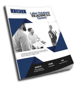 Labor relations readiness assessment